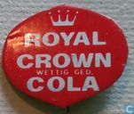 Royal Crown Cola Wettig ged.