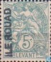 Type Blanc, with hand stamp
