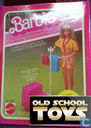 Barbie Dream Furture Collection Commode & Towel Rack