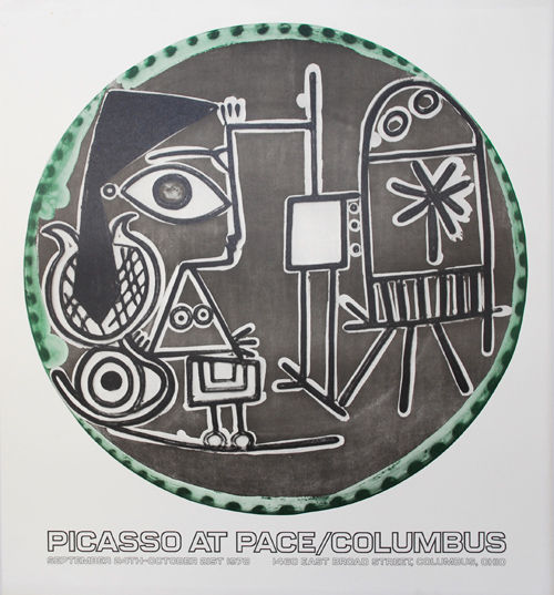 Picasso - Gallery Pace , Columbus - Ohio - 1978