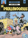 Comics - Jan Heibel - De prullenoorlog