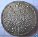 Coins - Germany - German Empire 1 mark 1914 (A)