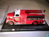 1953 Pumper International R185 North Babylon