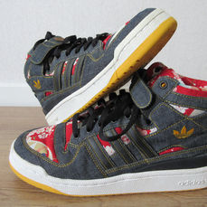 Adidas Special Edition: Materials of