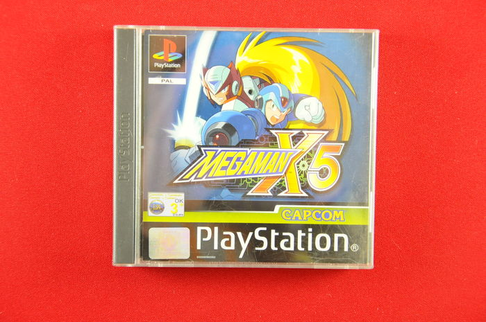 Mega Man X5 | Sony PlayStation 1 Rare game for the PSX RARE - Catawiki