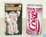 Coca-Cola Cherry Robot