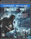 DVD / Video / Blu-ray - Blu-ray - Priest
