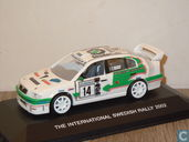 Skoda Octavia Swedish Rally 2002