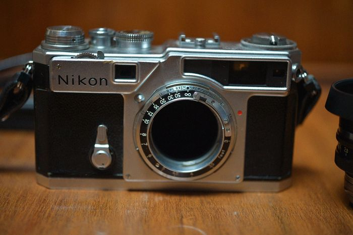 Nikon SP, including 1.4/50mm