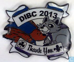 DIBC - Dorchester Internatioinal Brotherhood Camp 2013 - Volunteer Thank You