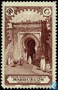 Moorish gate in Larache