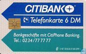 Phone cards - Deutsche Telekom - Citibank 2 - Mann