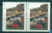 Postage Stamps - Norway - Tourism