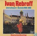 Live In Concert - Recitals 1968-1982