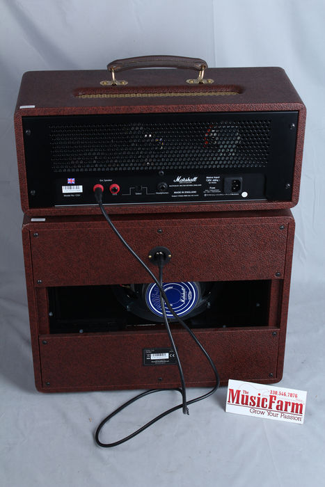 Marshall Custom Shop C5 Pin-Up Stack Head with Betty Pin Up 110 ...