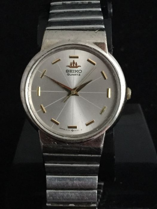 Seiko 5Y91-6040 - Wrist watch - May 1989