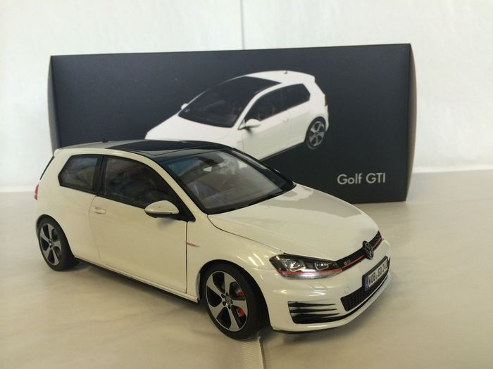 Norev - Scale 1/18 - VW Volkswagen Golf mk7 GTI 2013 White