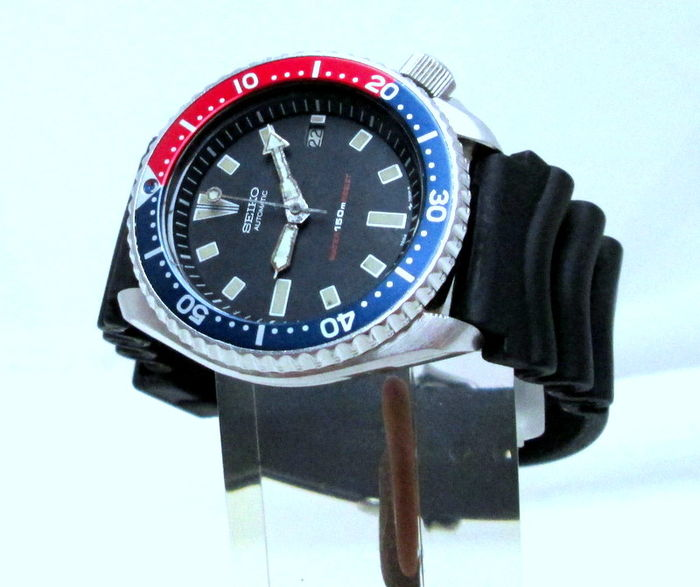 Seiko Monster Scuba Diver Vintage -- Men's wristwatch