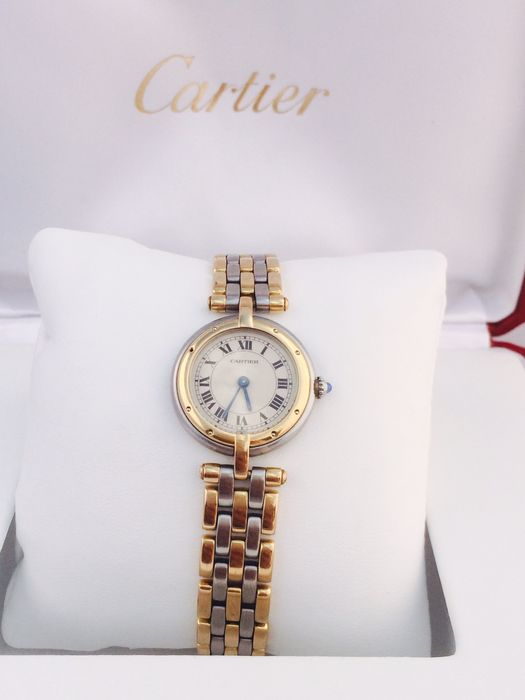 Cartier Panthere Rond dameshorloge