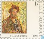 Postage Stamps - Belgium [BEL] - Man with Beard