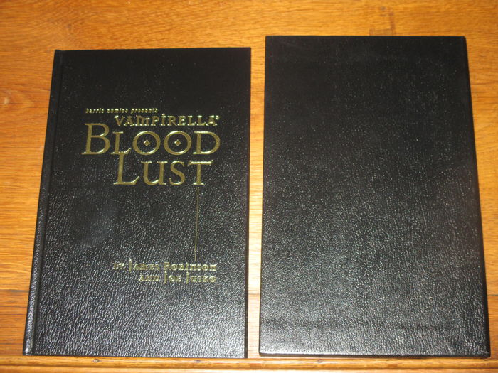 Vampirella:  Blood Lust/ Hardcover/First Edition/ Comics