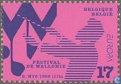 Postage Stamps - Belgium [BEL] - Europe – Festivals and national Celebrations