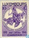 Postage Stamps - Luxembourg - John the Blind