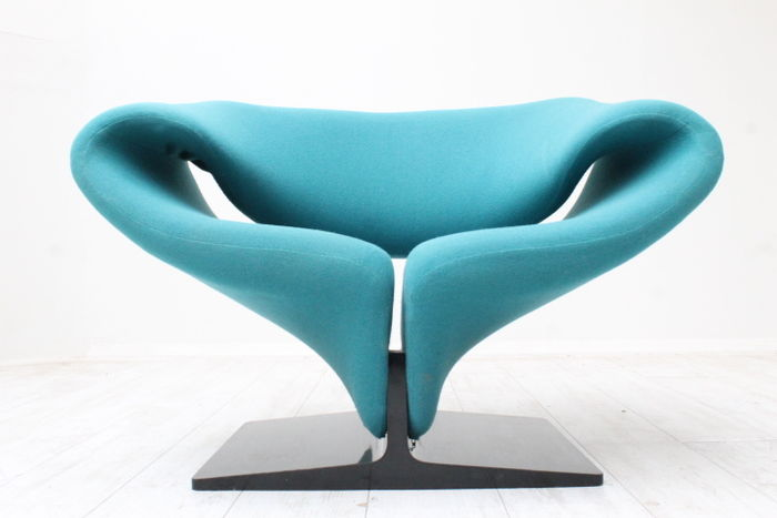 Pierre Paulin For Artifort, U0027Ribbon Chairu0027