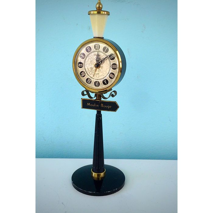 Desk clock (alarm) - Rhythm - ca. 1960