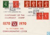 Centenary of the Halfpenny Stamp
