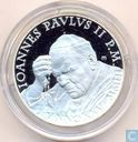 "Vatican 5 euro 2003 (PROOF) ""Year of the Rosary"""