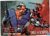 Greatest Battles: Cable vs. Deadpool