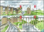 Postage Stamps - Great Britain [GBR] - Industrial archaeology