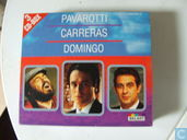 Pavarotti Carreras en Domingo
