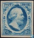 Timbres-poste - Pays-Bas [NLD] - Le roi William III