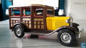 "Ford Model A ""Woody Wagon"""