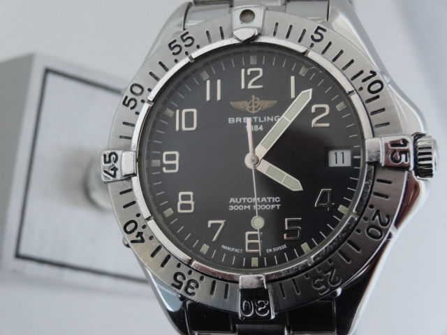 BREITLING - MEN'S CHRONOGRAPH - 1990s