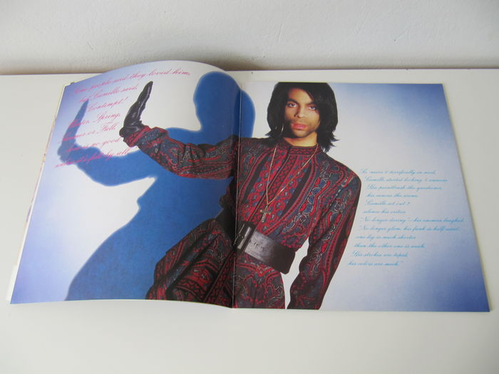 Lovesexy tour book