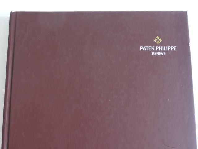 PATEK PHILIPPE - WATCH COLLECTION - CATALOGUE