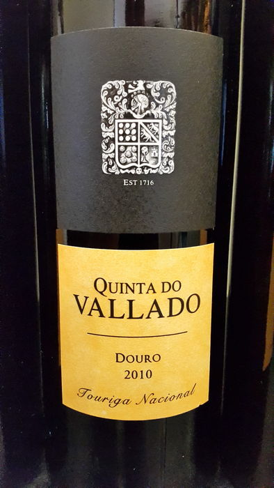 2010 Quinta Do Vallado - Touriga Nacional - 3 bottles