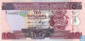 Solomon Islands 10 Dollars