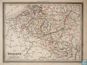 Kostbaarste item - Carte Belgique, België