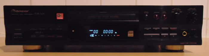Pioneer PDR-509 Audio CD Recorder