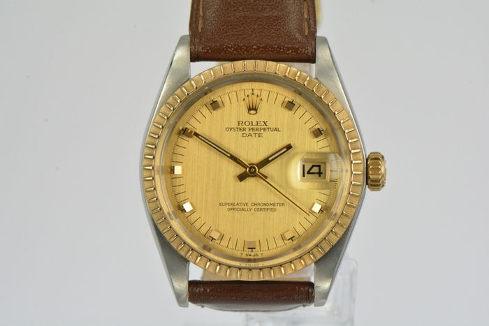 Rolex - Oyster Perpetual Date - 6565 - Hombre - 1970 - 1979