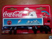 Model cars - Majorette - Volvo F16 Coca-Cola