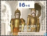 Postage Stamps - Belgium [BEL] - Museum of Walloon Life