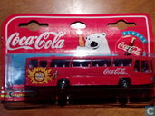 Model cars - Majorette - Neoplan Coca-Cola