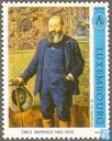 Postage Stamps - Luxembourg - Émile Mayrisch