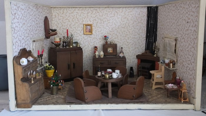 Dollhouse fully furnished - Germany - pick up