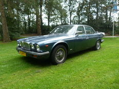Jaguar - XJ 6 series III Sovereign - 1984